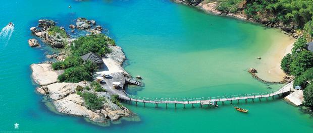Divulgação/Ponta dos Ganchos Resort