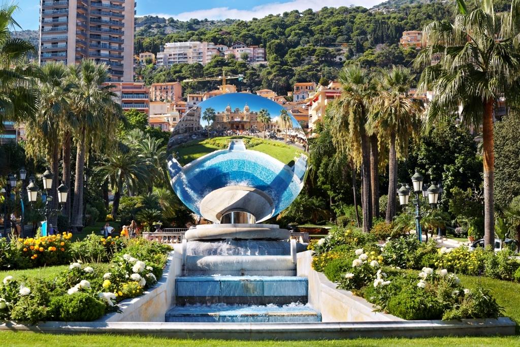terracos jardins das colinas:Os 'jardins secretos' de Mônaco