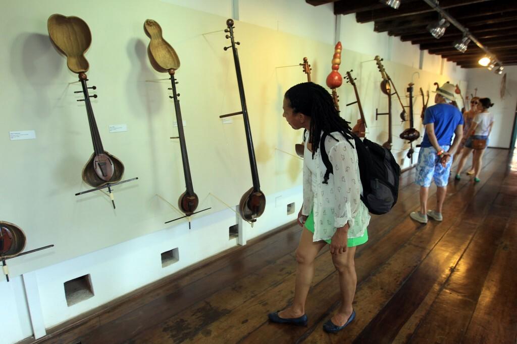 Circuito de Museus_matéria especial 466 anos de Salvador. Fotos Mateus Pereira/GOVBA