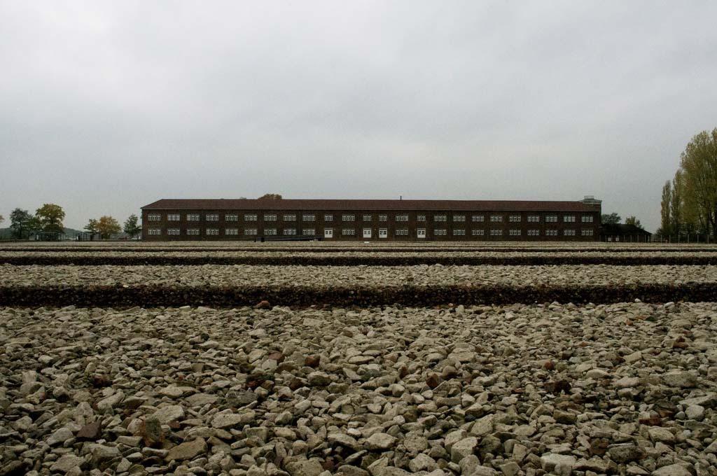 Neuengamme serviu temporariamente de prisão para os membros da SS após o final da Segunda Guerra Mundial