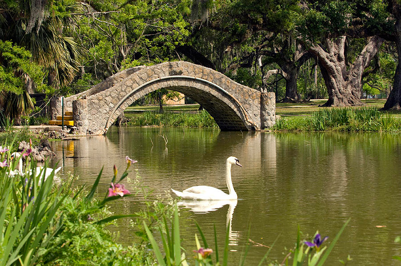 O belíssimo City Park