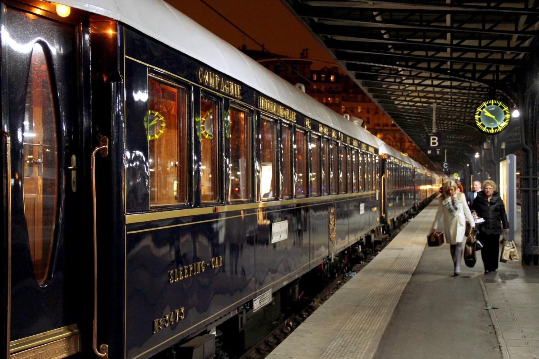 Venice Simplon-Orient-Express, em Paris