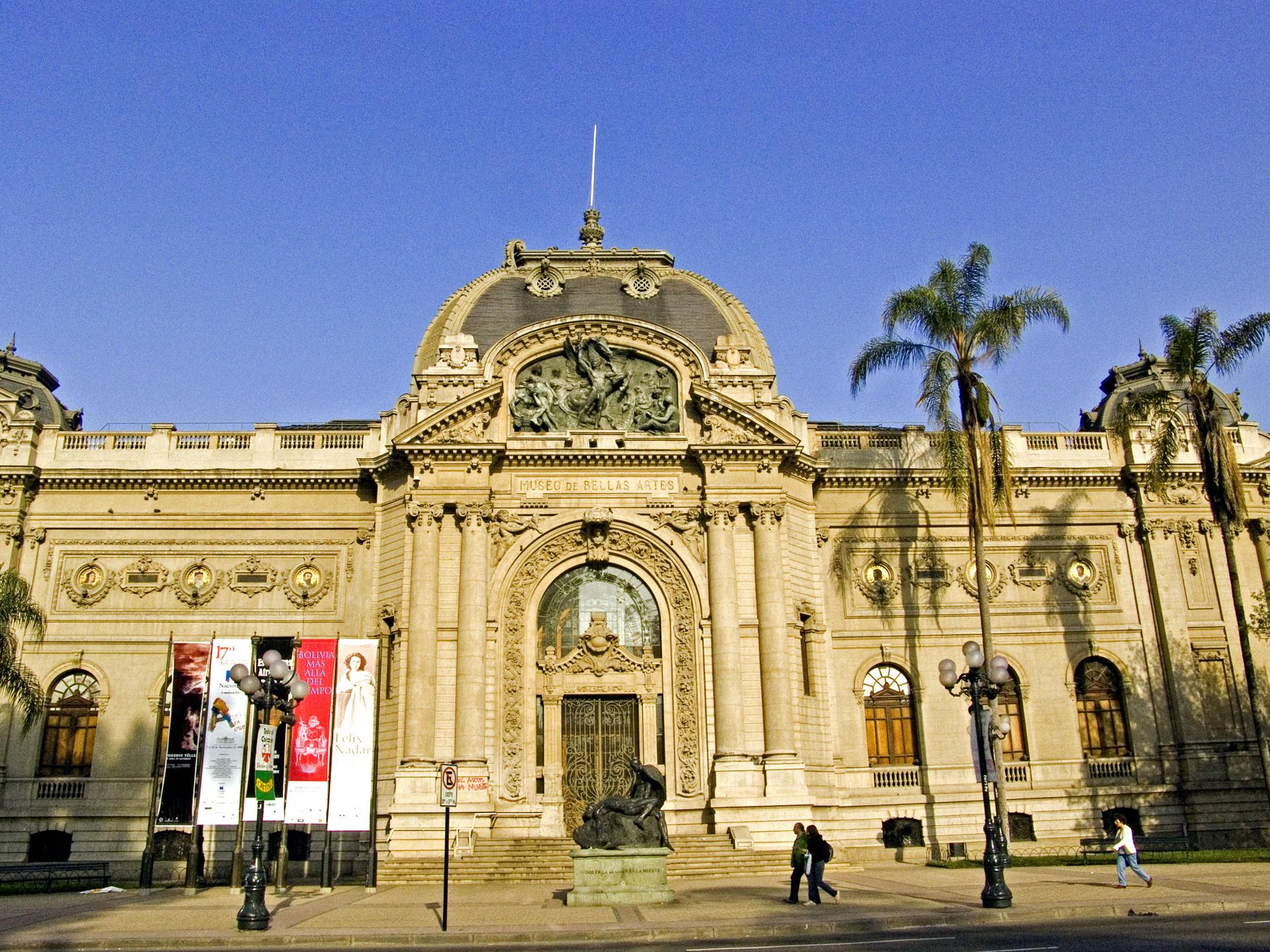 Museu de Belas Artes de Santiago
