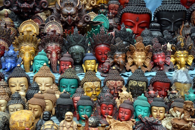 Hinduísmo e budismo são as religiões mais presentes no Nepal