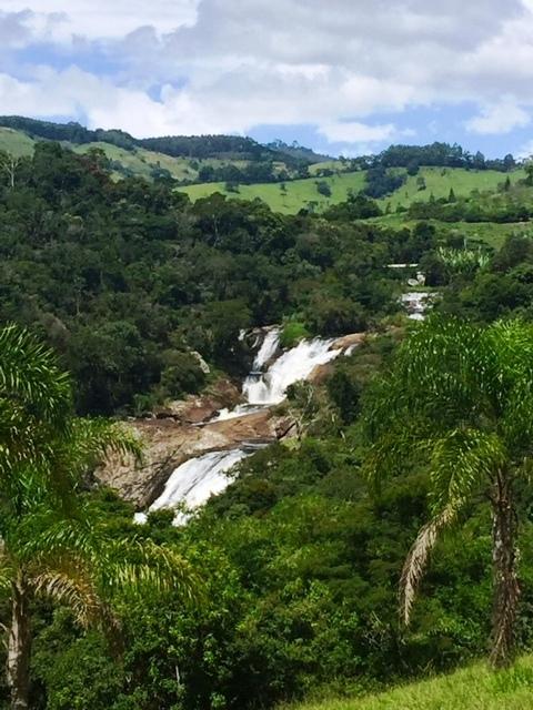 A cachoeira do Pimenta