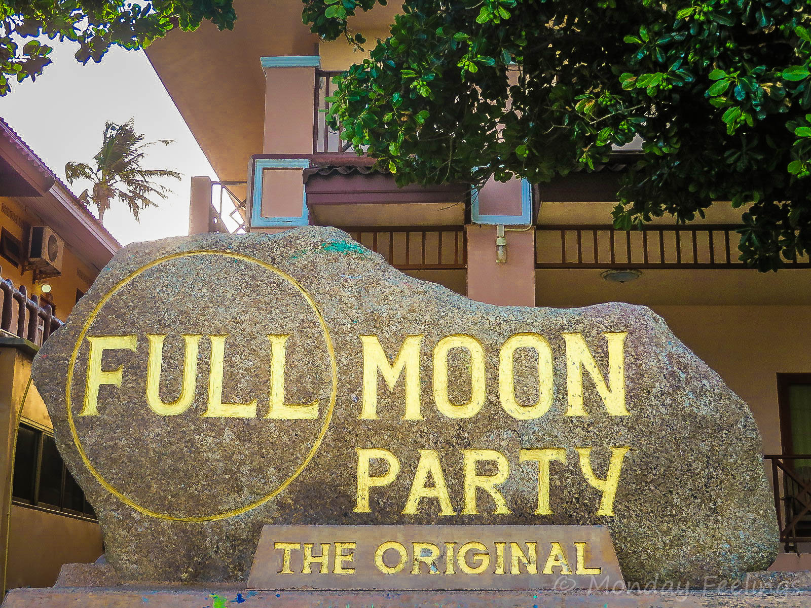Full Moon Party Original