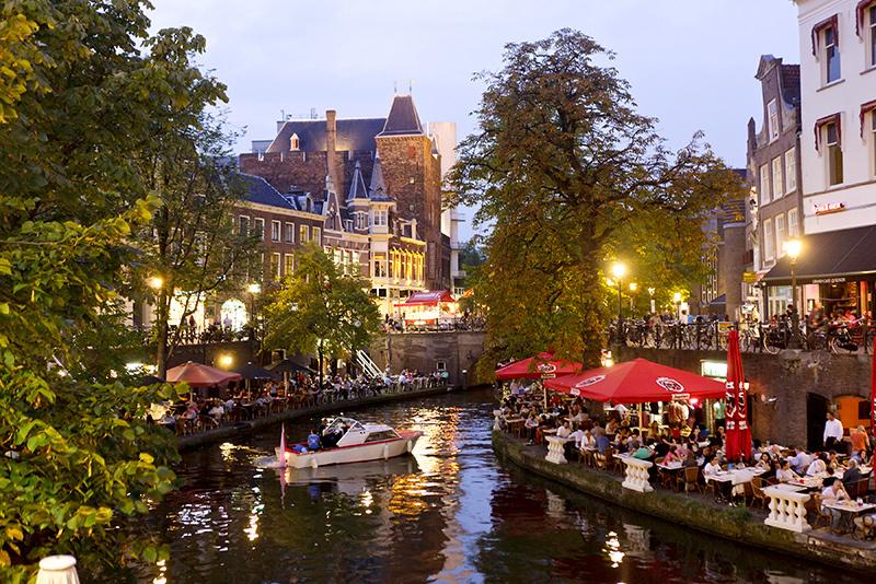 Holanda conhe a 4 belas cidades para explorar perto de for Cafe de poort utrecht