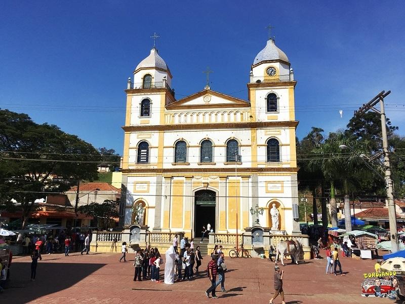 Igreja Matriz de Pirapora do Bom Jesus/SP