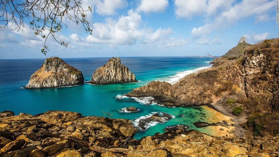 Arquipélago de Fernando de Noronha, em Pernambuco