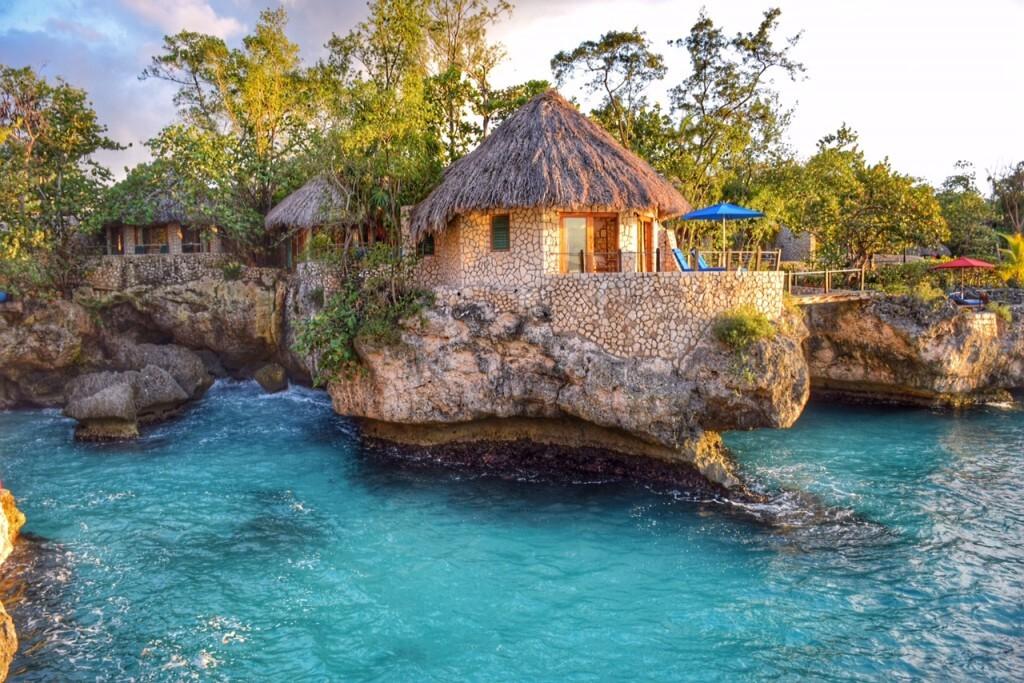 Rockhouse Hotel em Negril, na Jamaica