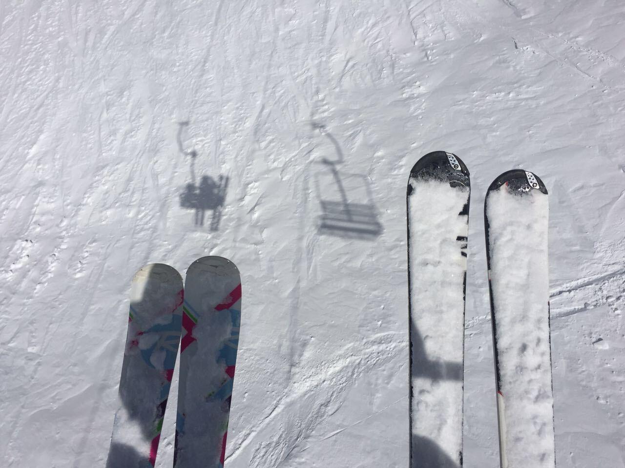 Teleférico do Valle Nevado Ski Resort