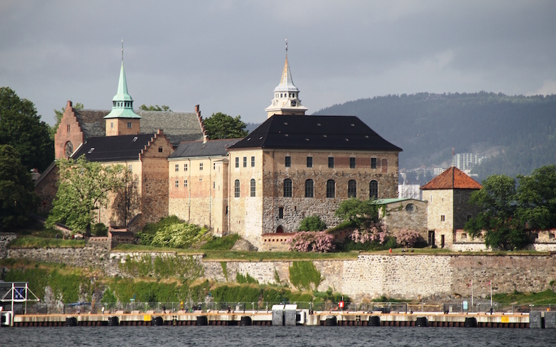 Castelo de Akershus. (Fonte: Wikimedia Commons)