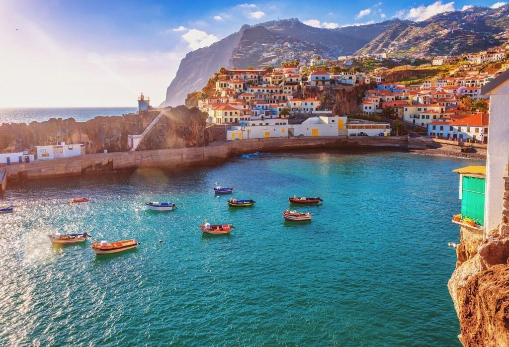 Passeios de barco em Funchal