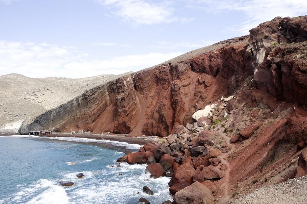 Red Beach (Praia Vermelha)