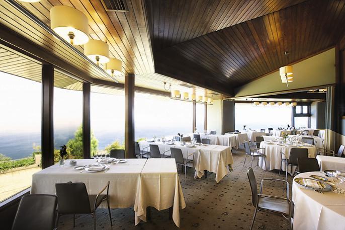 Restaurante Akelarre (3 estrelas) é um dos estrelados de San Sabastian