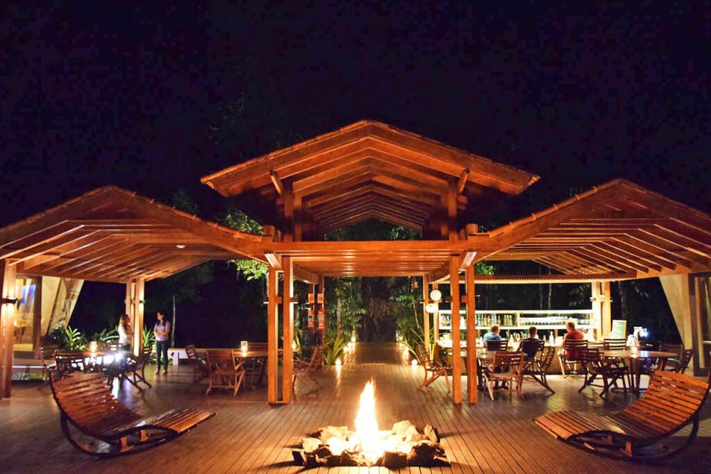 Hotel Cristalino Lodge, em Alta Floresta, MT - Sul da Floresta Amazônica