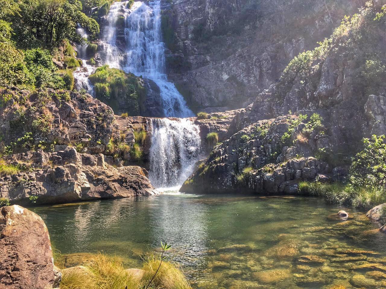 Cachoeira do Candaru,