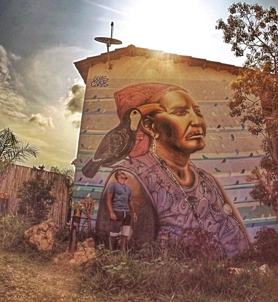 Grafite na Vila