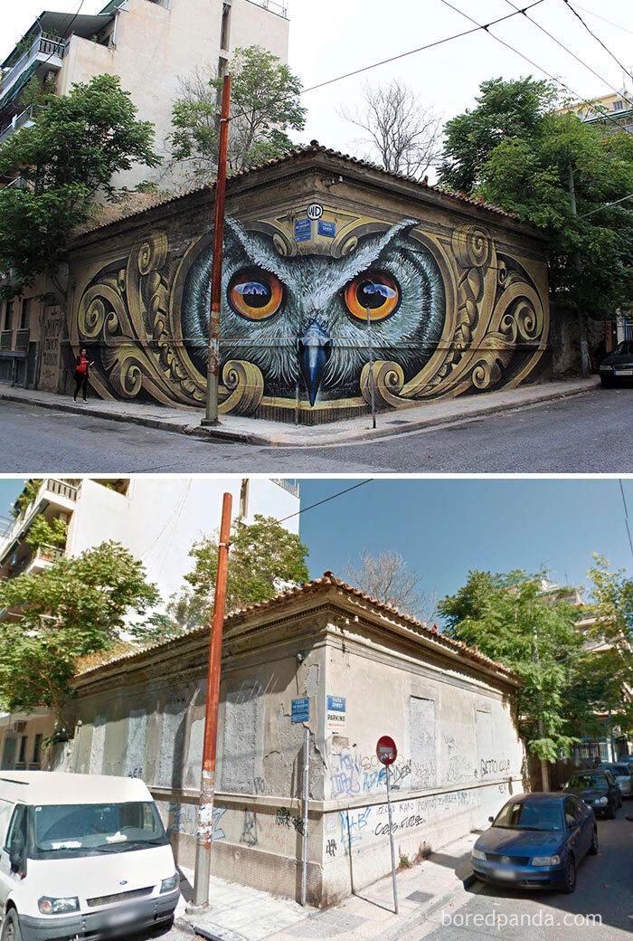 1 - Atenas, na Grécia