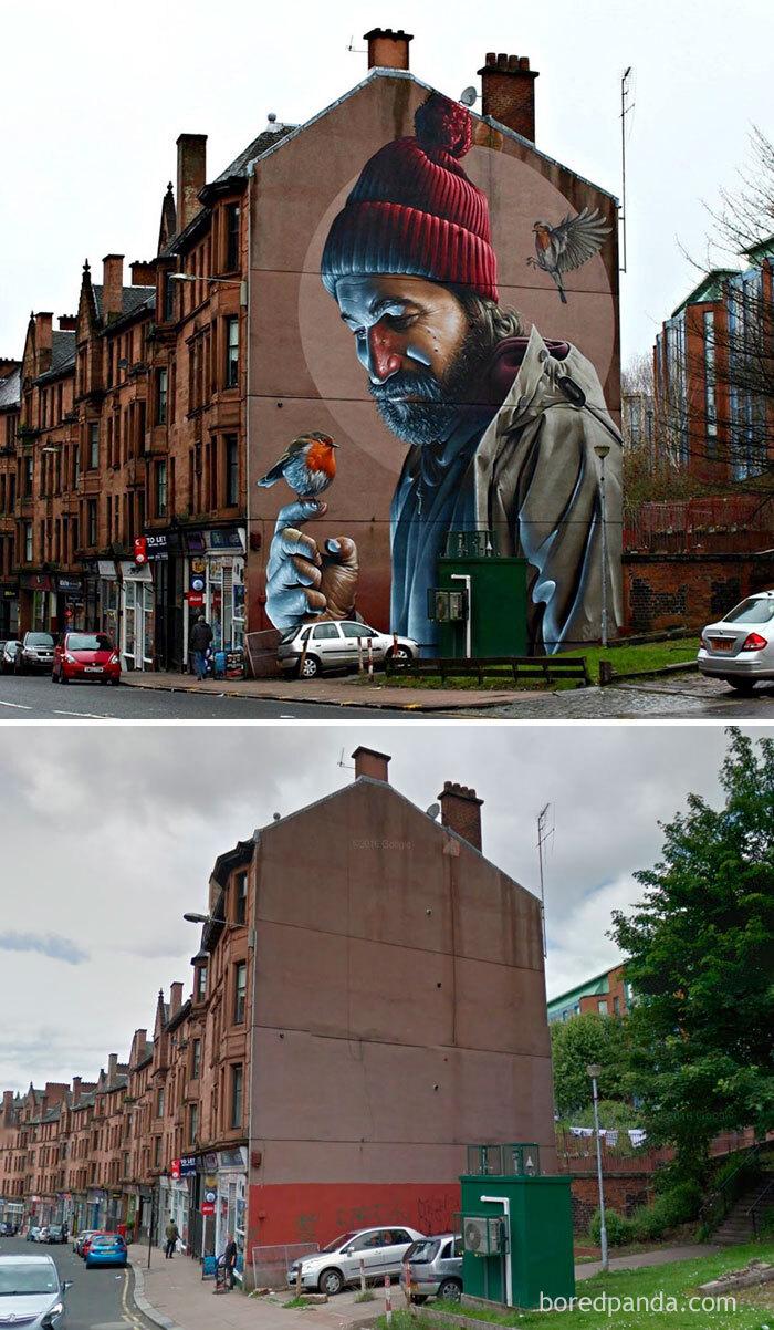 7 - Glasgow, Escócia