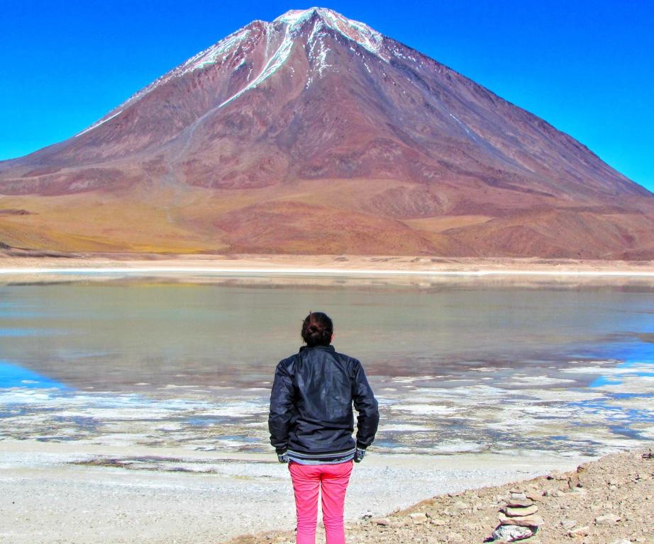 Salar de Uyuni, Bolívia!