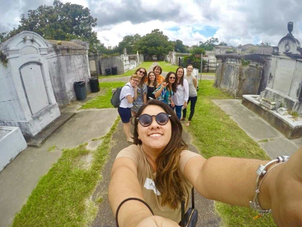 Tour no Cemitério Lafayette