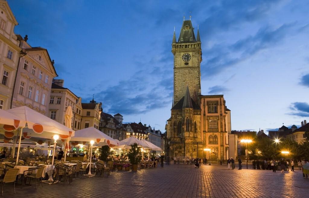 Conheça e curta a cidade de Praga