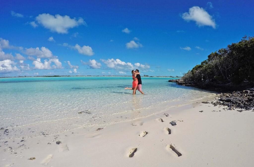 Haulover Bay - Exuma - Bahamas