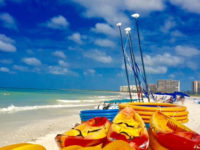 Paraíso em Marco Island na Flórida
