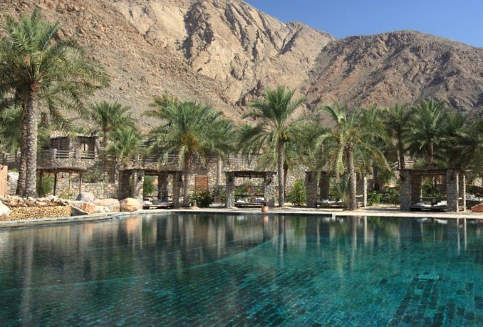 Hotel Six Senses Zighy Bay em Omã
