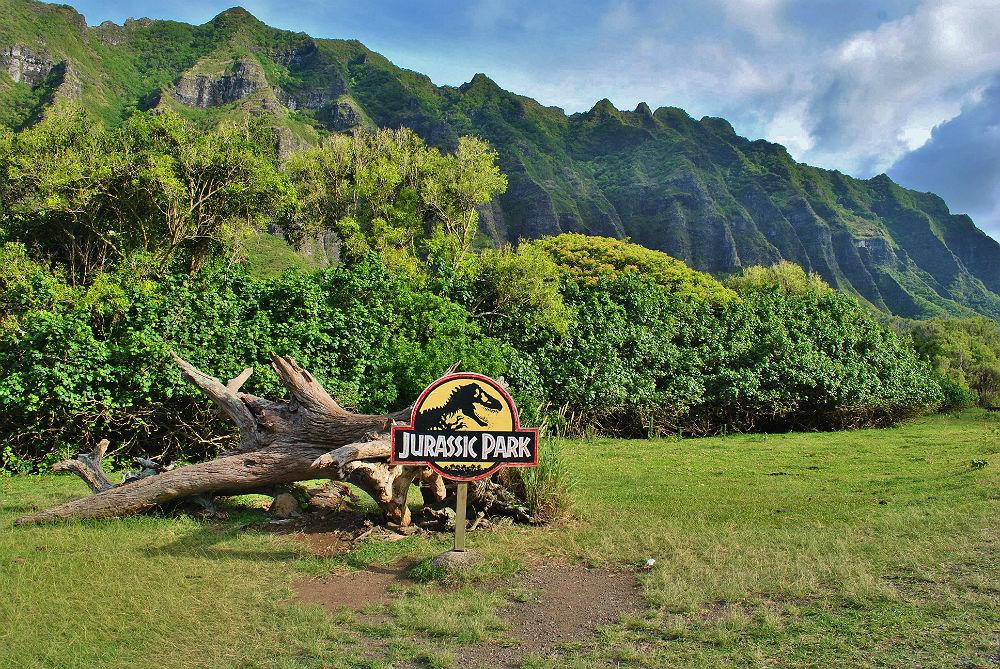 Kualoa Regional Park, no Havaí