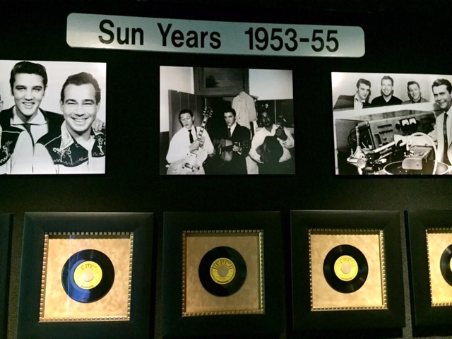 Nos primeiros anos de sucesso na gravadora Sun