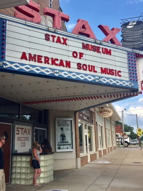 A história da soul music