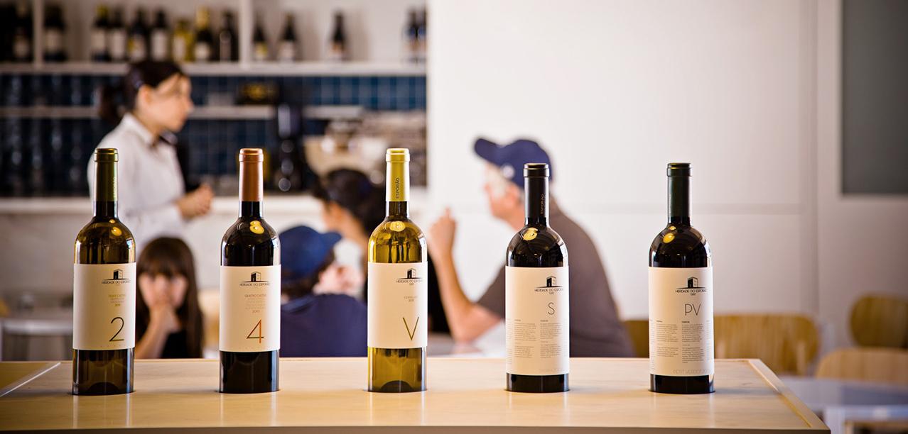 Alntejo é produtor de uma variedade de vinhos