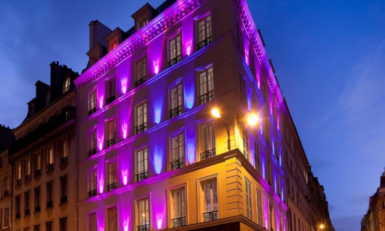 Hotel design secret novidade na hotelaria parisiense for Hotel design secret