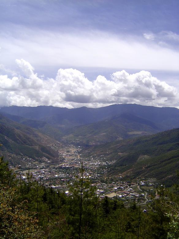 Thimbu, Butão