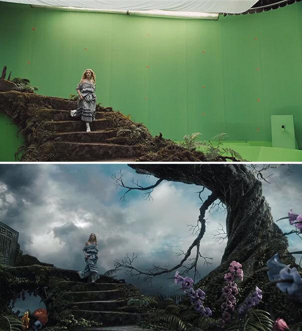 Alice no País das Maravilhas - Divulgação