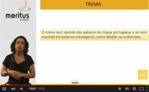 Videoaulas de português no YouTube tiram dúvidas sobre o Acordo Ortográfico