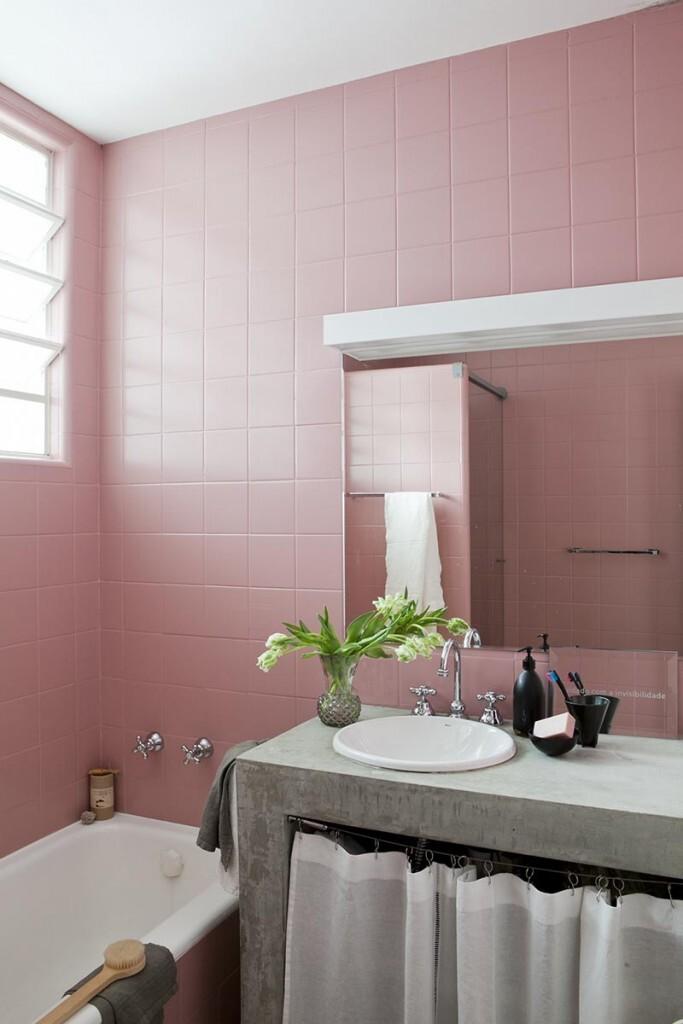 solu o econ mica para renovar os azulejos do banheiro ou