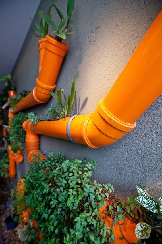 ideias baratas para jardim vertical : ideias baratas para jardim vertical:ideias para montar um jardim vertical com pouco dinheiro