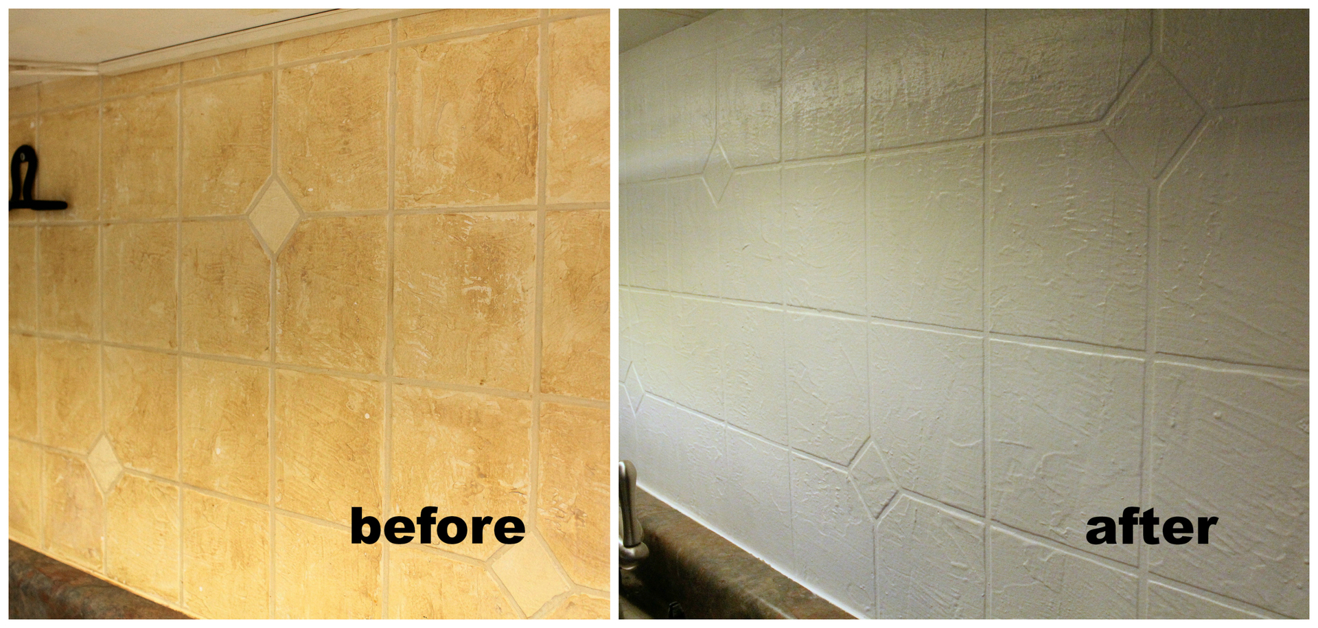 4 dicas para reformar a casa sem quebra quebra - Pintura sobre azulejo ...