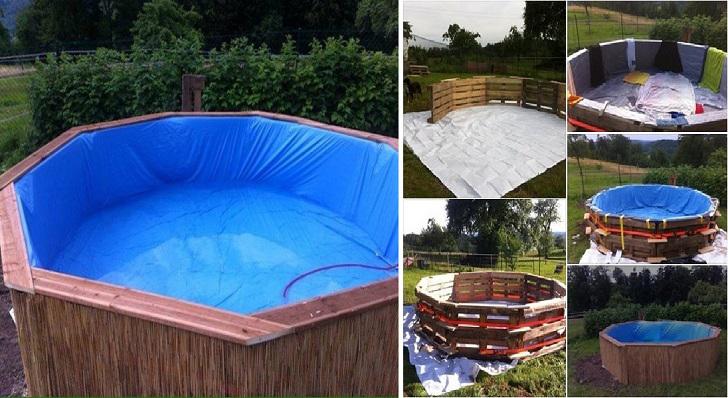 5 piscinas improvisadas e mais acess veis para aliviar o calor for Como hacer una piscina economica