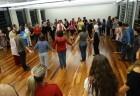 Dança Circular na sede da UMAPAZ
