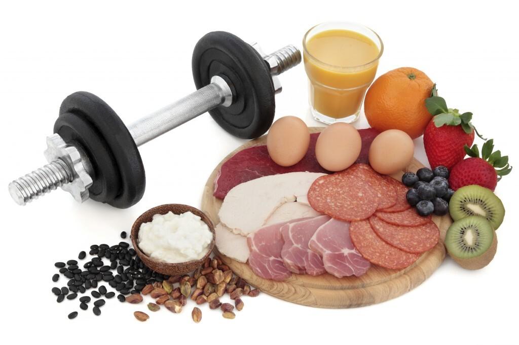 alimentação saudável para quem pratica atividade física