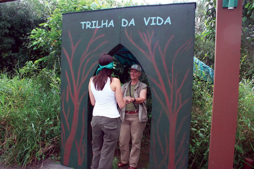 Trilha da Vida no Parque Ecológico do Guarapiranga