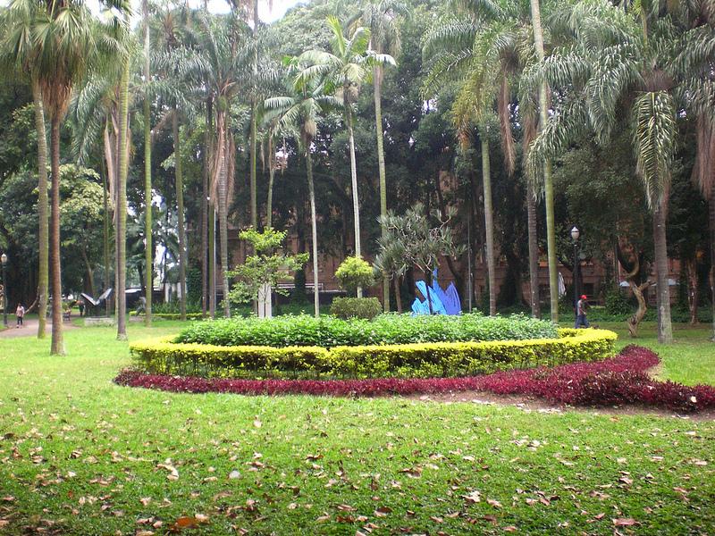 Em novembro Parque Jardim da Luz será palco de mais uma trilha urbana