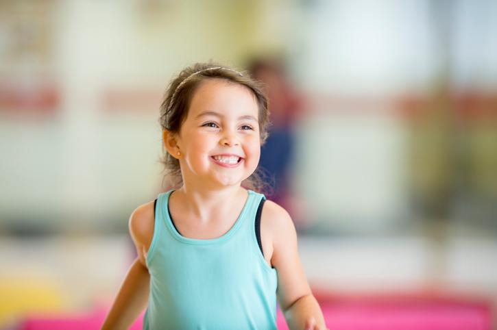 Treinamento funcional é opção de lazer para crianças