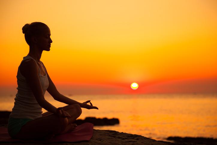 Resultado de imagem para meditar