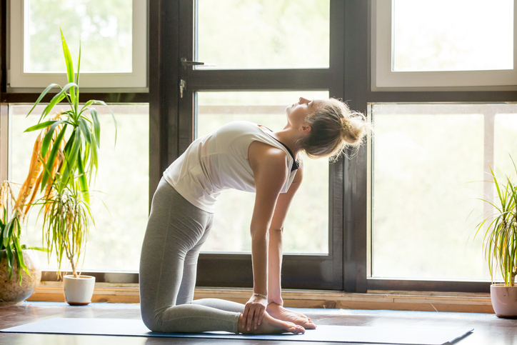 Which is better for your physical health: yoga or weight lifting? 26