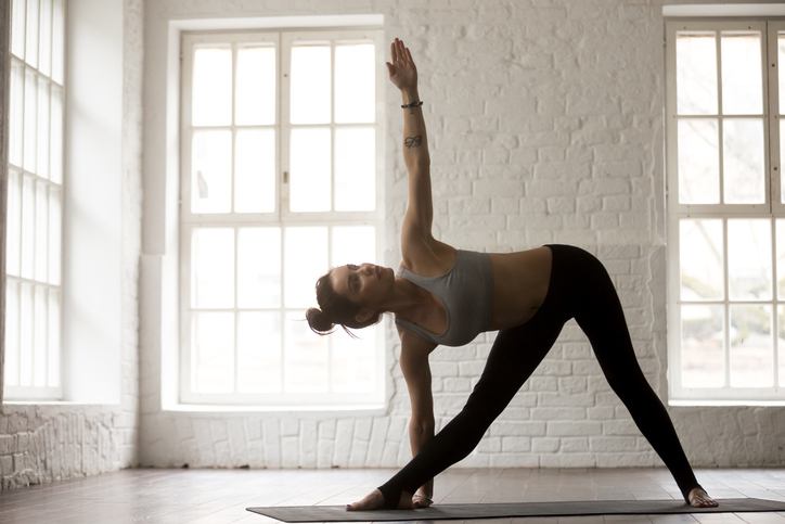 Which is better for your physical health: yoga or weight lifting? 25